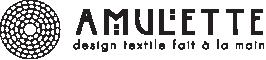 Amulette | Design textile par Annie Legault